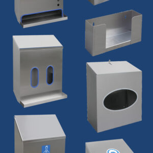 Disposable protective dispensers