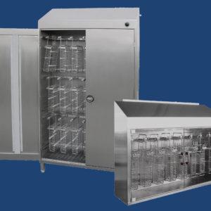 UV or ozone sterilzers