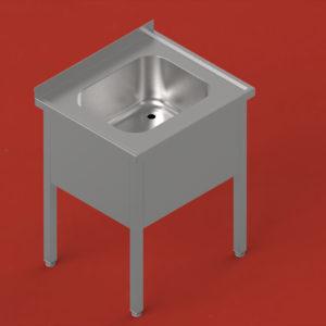 One-bowl sinks