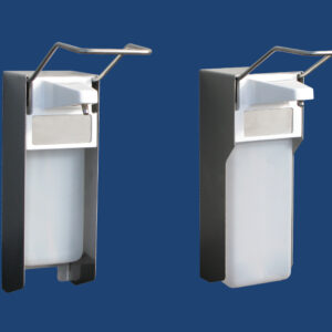 Soap or disinfecting liquid dispensers