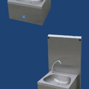 Knee handbasin