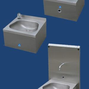 Sensor cell handbasin